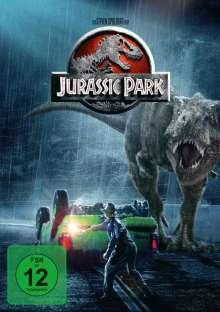 Jurassic Park, DVD