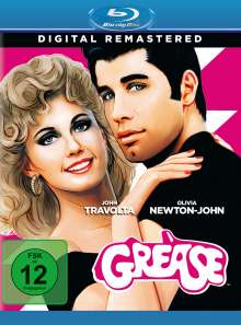Grease (Digital Remastered) (Blu-ray), Blu-ray Disc
