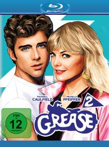 Grease 2 (Blu-ray), Blu-ray Disc