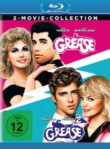 Grease 1 & 2 (Blu-ray), 2 Blu-ray Discs