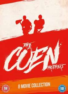 The Coen Brothers 8 Movie Collection (UK Import), 8 DVDs
