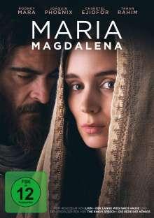 Maria Magdalena (2018), DVD
