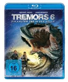 Tremors 6 - Ein kalter Tag in der Hölle (Blu-ray), Blu-ray Disc