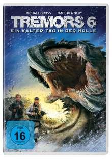 Tremors 6 - Ein kalter Tag in der Hölle, DVD