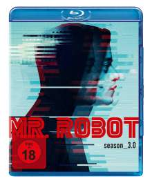 Mr. Robot Staffel 3 (Blu-ray), 3 Blu-ray Discs