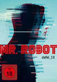 Mr. Robot Staffel 3, 3 DVDs