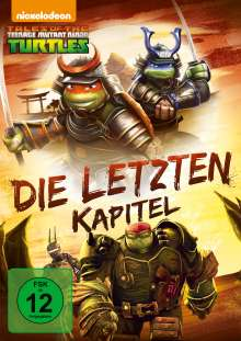 Tales of the Teenage Mutant Ninja Turtles: Die letzten Kapitel, DVD