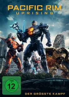 Pacific Rim: Uprising, DVD