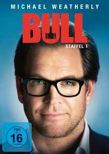 Bull Staffel 1, 6 DVDs