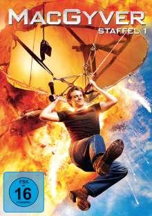 MacGyver Staffel 1, 5 DVDs