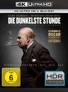 Die dunkelste Stunde (Ultra HD Blu-ray & Blu-ray), Ultra HD Blu-ray
