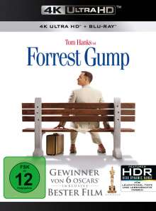 Forrest Gump (Ultra HD Blu-ray & Blu-ray), Ultra HD Blu-ray