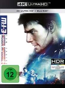 Mission: Impossible 3 (Ultra HD Blu-ray & Blu-ray), 1 Ultra HD Blu-ray und 1 Blu-ray Disc