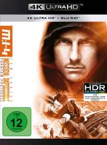 Mission: Impossible 4 - Phantom Protokoll (Ultra HD Blu-ray & Blu-ray), 2 Ultra HD Blu-rays