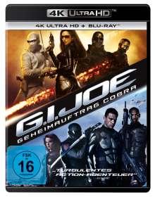 G.I. Joe - Geheimauftrag Cobra (Ultra HD Blu-ray & Blu-ray), Ultra HD Blu-ray