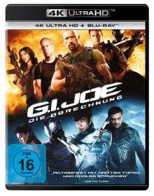 G.I. Joe - Die Abrechnung (Ultra HD Blu-ray & Blu-ray), Ultra HD Blu-ray