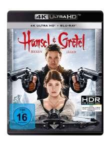 Hänsel und Gretel: Hexenjäger (4K Ultra HD Blu-ray & Blu-ray), Ultra HD Blu-ray