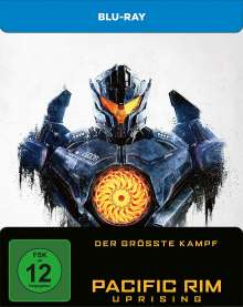 Pacific Rim: Uprising (Blu-ray im Steelbook), Blu-ray Disc