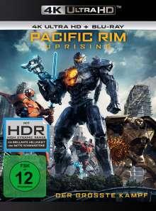 Pacific Rim: Uprising (Ultra HD Blu-ray & Blu-ray), 2 Ultra HD Blu-rays