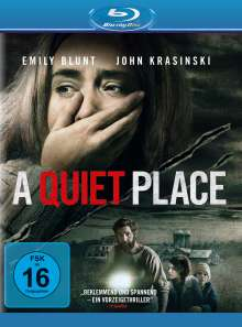 A Quiet Place (Blu-ray), Blu-ray Disc