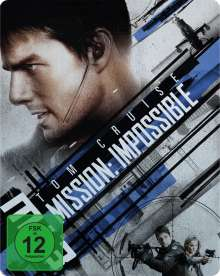 Mission: Impossible 3 (Blu-ray im Steelbook), Blu-ray Disc