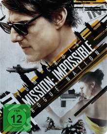 Mission: Impossible 5 - Rogue Nation (Blu-ray im Steelbook), Blu-ray Disc