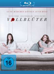 Vollblüter (Blu-ray), Blu-ray Disc