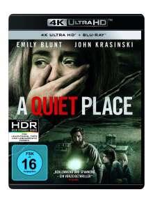 A Quiet Place (Ultra HD Blu-ray & Blu-ray), Ultra HD Blu-ray