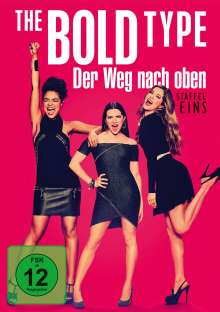 The Bold Type Staffel 1, 3 DVDs