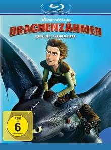 Drachenzähmen leicht gemacht (Blu-ray), Blu-ray Disc