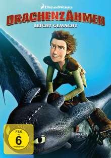 Drachenzähmen leicht gemacht, DVD