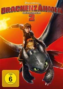 Drachenzähmen leicht gemacht 2, DVD