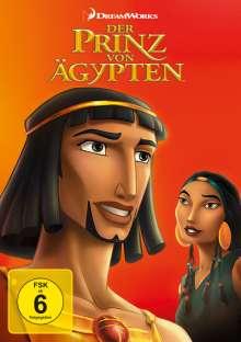 Der Prinz von Ägypten, DVD