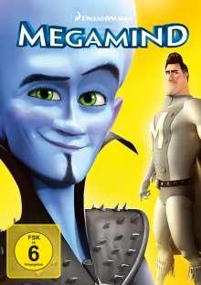 Megamind, DVD