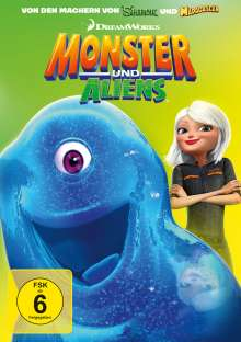 Monster und Aliens, DVD