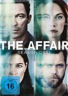 The Affair Season 3, 4 DVDs