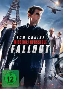 Mission: Impossible 6 - Fallout, DVD
