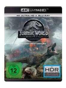 Jurassic World: Das gefallene Königreich (Ultra HD Blu-ray & Blu-ray), 2 Ultra HD Blu-rays