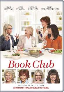 Book Club (UK Import), DVD