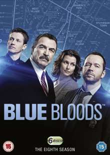 Blue Bloods Season 8 (UK Import), 6 DVDs