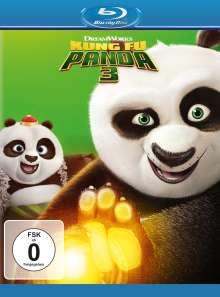 Kung Fu Panda 3 (Blu-ray), Blu-ray Disc