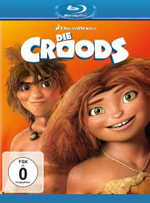 Die Croods (Blu-ray), Blu-ray Disc