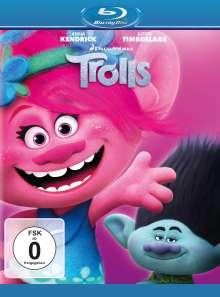 Trolls (Blu-ray), Blu-ray Disc