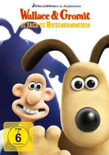Wallace & Gromit: Auf der Jagd nach dem Riesenkaninchen, DVD
