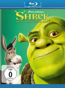 Shrek - Der tollkühne Held (Blu-ray), Blu-ray Disc