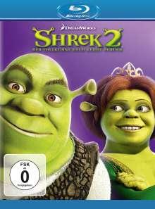 Shrek 2 - Der tollkühne Held kehrt zurück (Blu-ray), Blu-ray Disc