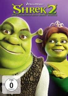 Shrek 2 - Der tollkühne Held kehrt zurück, DVD