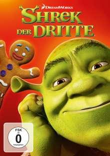 Shrek 3: Shrek der Dritte, DVD