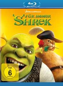 Shrek 4: Für immer Shrek (Blu-ray), Blu-ray Disc