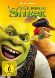 Shrek 4: Für immer Shrek, DVD